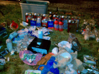 Chester Avenue in Akron meth bust
