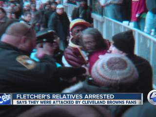 11pm: Fletcher relatives arrested