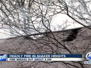 Shaker Heights Fire Noon