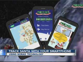 5am: Tracking Santa apps