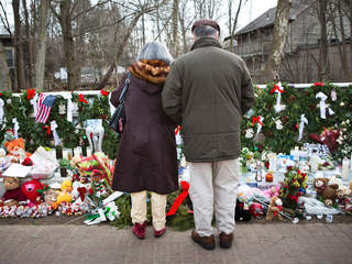 Newtown, Sandy Hook Elementary School massacre