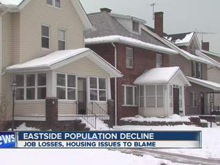 5pm: Eastside population decline