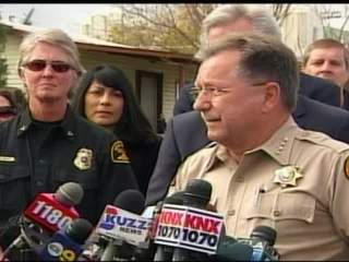 California school shooting presser