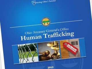 Human trafficking report 2012