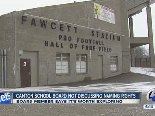 should northeast ohio school districts consider selling stadium schools selling naming rights let me help 320x240