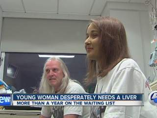 21-year-old Ohio woman needs liver