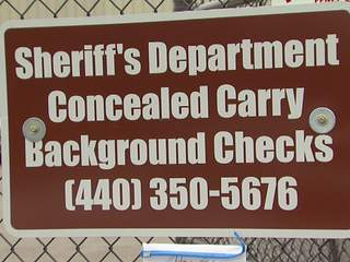 Concealed carry permits overwhelm Lake County Sheriff's office