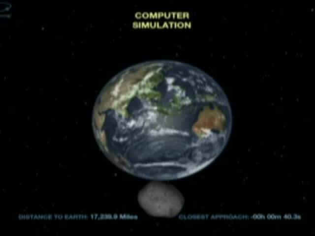closest asteroid to hit earth - photo #15