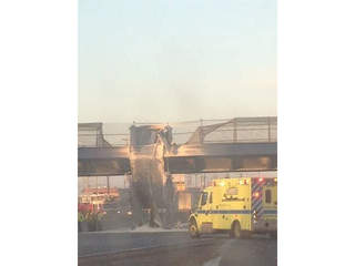 I-90 bridge crash