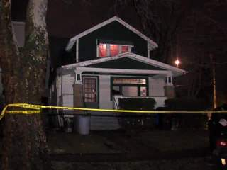 Raw: Fatal home invasion