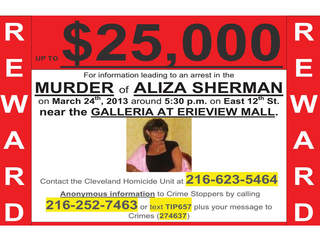 Justice for Aliza Sherman Facebook page created to help find Cleveland Clinic nurse's killer