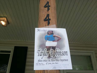 Mom of missing teen hopes for miracle