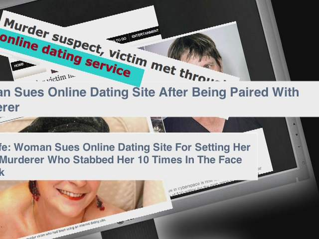 Information on how online dating is dangerous
