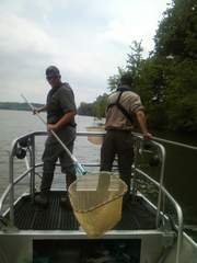 Northeast ohio fishing report wicked weather has an for Cleveland fishing report