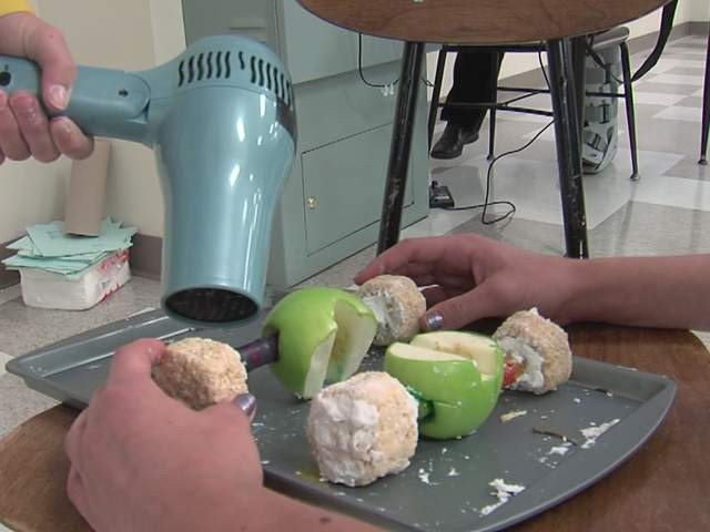 Summit County Students Build Race Cars Made Of Edible Parts At