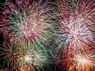 Firework dates across Northeast Ohio