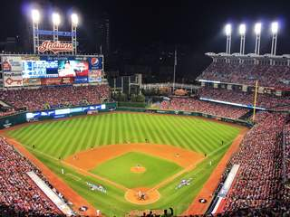 PRINT: Indians announce 2016 schedule