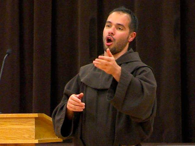 Friar Alessandro - Voice From Assisi