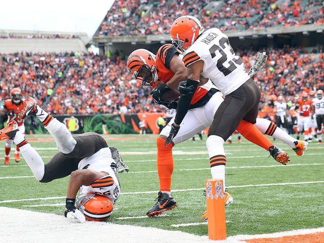 Browns Joe Haden activated from PUP list; cornerback expected to practice today