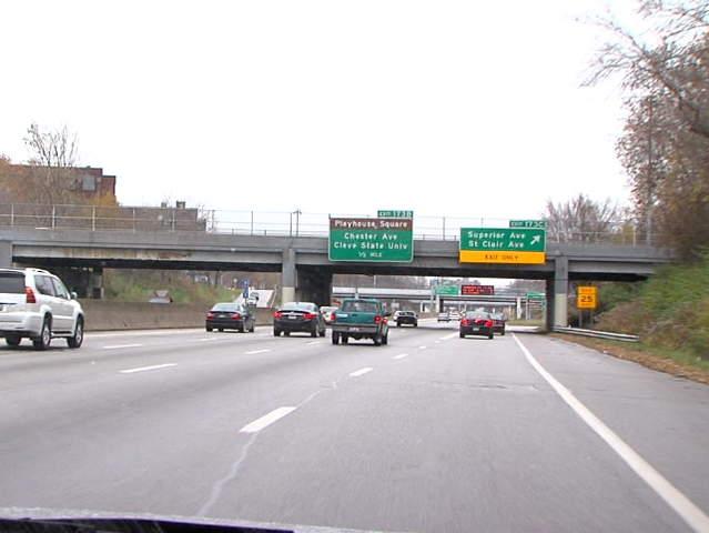 Cleveland leaders respond to I-90 eastbound closure ...