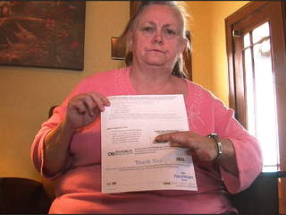 CLE woman: Bank error froze all my funds