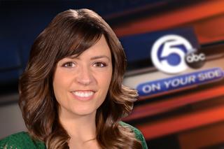 Meteorologist Tera Blake
