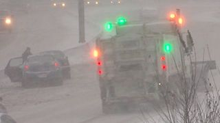 LIVE BLOG | Lake effect snow warning issued
