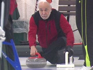 Curling is a big local hit during the Olympics