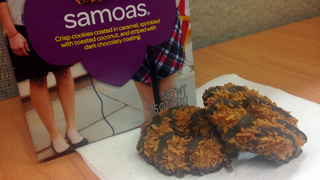 Free app lists Girl Scout cookie sales near you