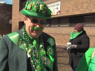 Families come out strong for Cleveland parade