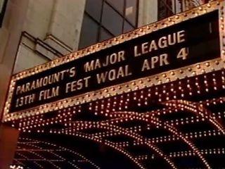 VIDEO '89: 'Major League' premieres in Cleveland