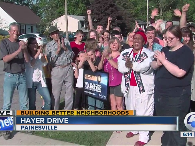 Painesville receives first BBN Featured Street sign