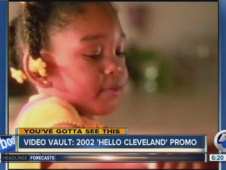 Video Vault: 'Hello Cleveland' WEWS promos