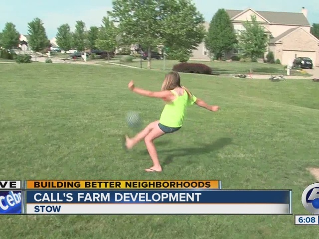 BBN: Call's Farm in Stow