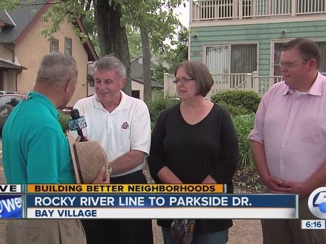 BBN: Leon Bibb Features Bay Village