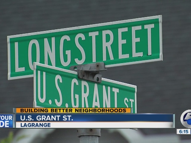 BBN: Lee Jordan features U.S. Grant Street in LaGrange