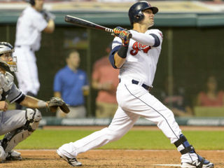 Indians 1B Swisher done for season