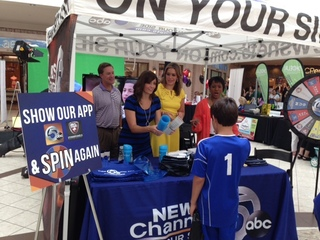 Thank you for being part of NewsChannel5 expo