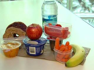 Parents: How to pack a 5-star school lunch