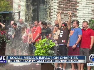 Cold beer joins cold ice buckets for ALS