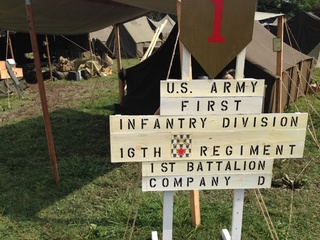 Reenactment celebrates 70th anniversary of D-Day
