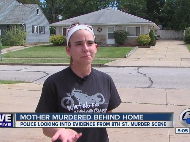 Cuyahoga Falls mom stabbed, killed