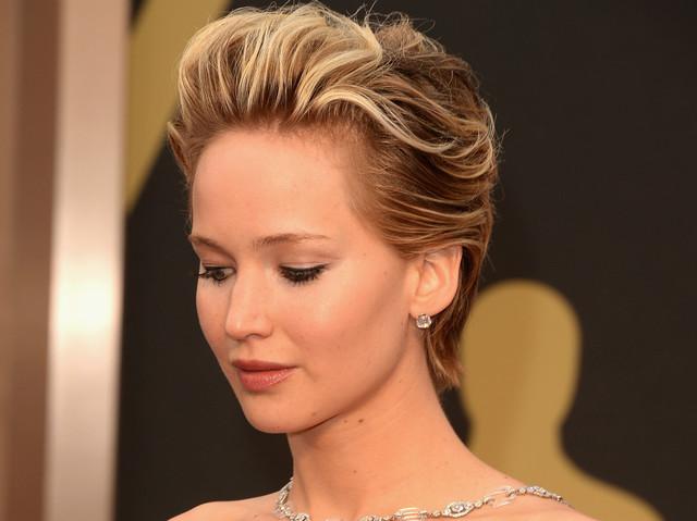 Jennifer Lawrence Leaked Real. WOW!! Jennifer Lawrence