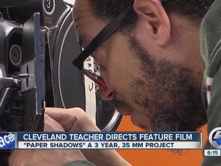 Local teacher directs feature-length film