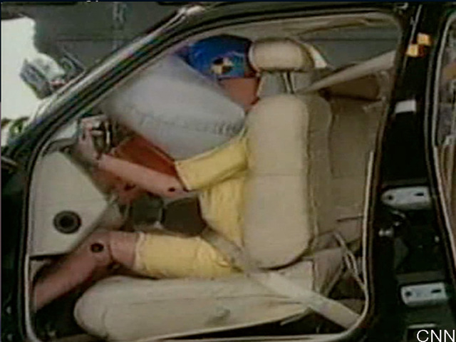 LIST: Airbag recall expands to 7.8M vehicles