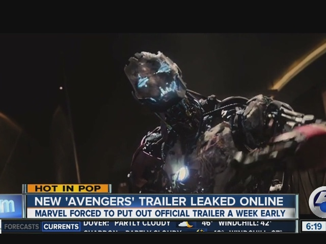 Age Of Ultron Trailer ...