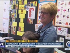 Teacher of the Week: 1st grade teacher in Lorain