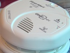 Departments give out dual sensor smoke alarms