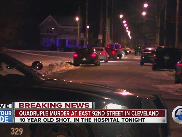 VIDEO: CPD addresses Cleveland 4X homicide