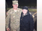 Sharon Budd's son home from Afghanistan